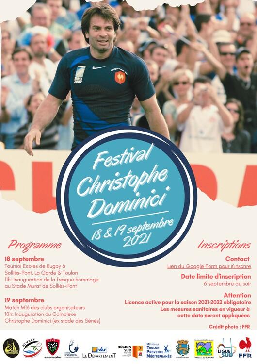 Festival Christophe Dominici Sport Solliès-Pont